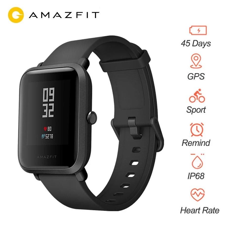 Xiaomi Amazfit Bip con GPS desde España por 34€ [11/11]