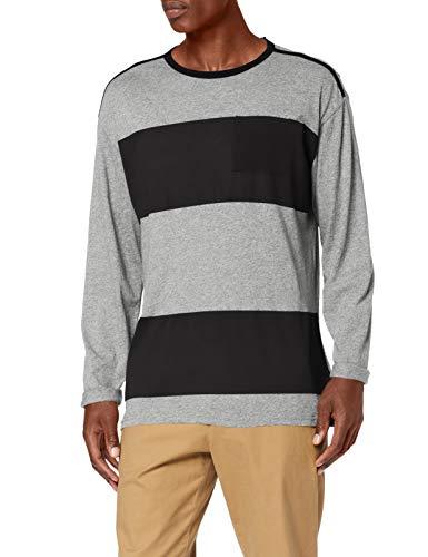 TALLA L - Hurley M Surplus LS - Camiseta para Hombre