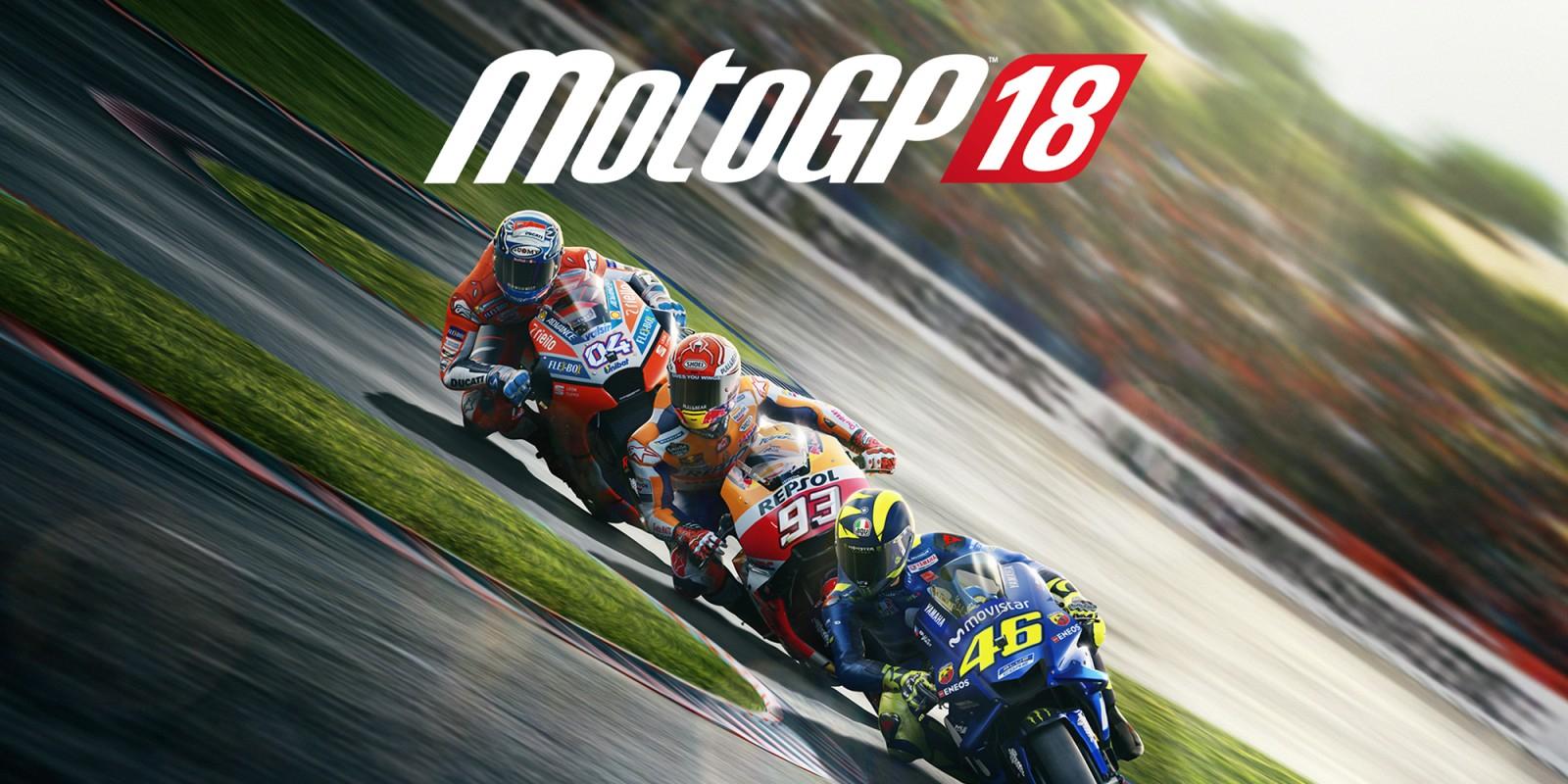 MotoGP™18 Switch