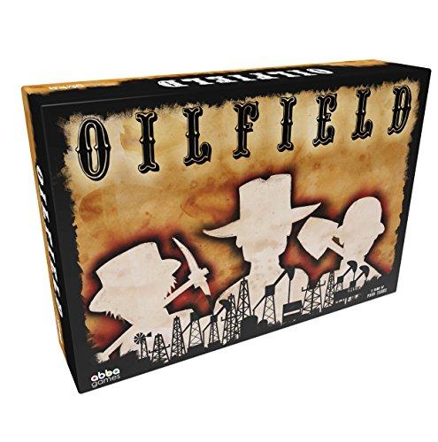 Gran Juego de Mesa Oilfield. Todo un clásico