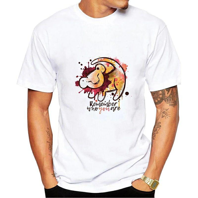 Camisetas de El Rey León
