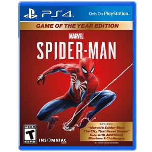 Preciazo: Marvel´s Spider-Man edición juego del año (PS4, Físico, AlCampo)