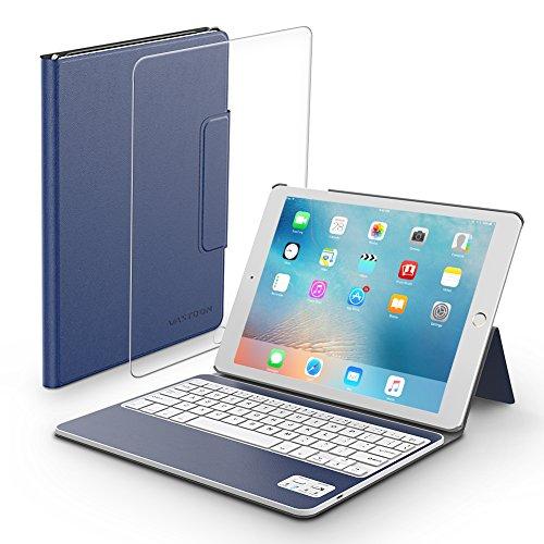 Funda con teclado para iPad 9,7 2017