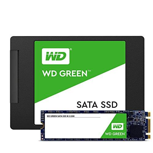 """Western Digital WDS240G2G0A WD Green 240GB Internal SSD 2.5"""" SATA"""