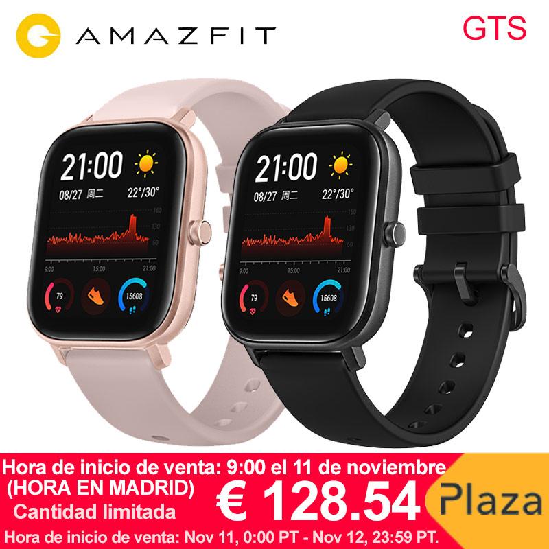 [Mañana] Aliexpress PLAZA | Amazfit GTS por 86€