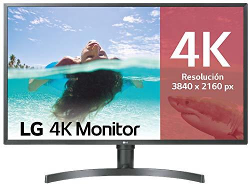 "Monitor 4K LG 32UK550-B de 31,5"""