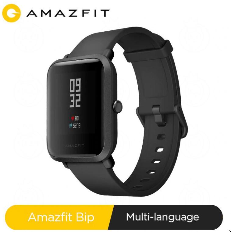[Mañana] Amazfit Bip x 37,28€
