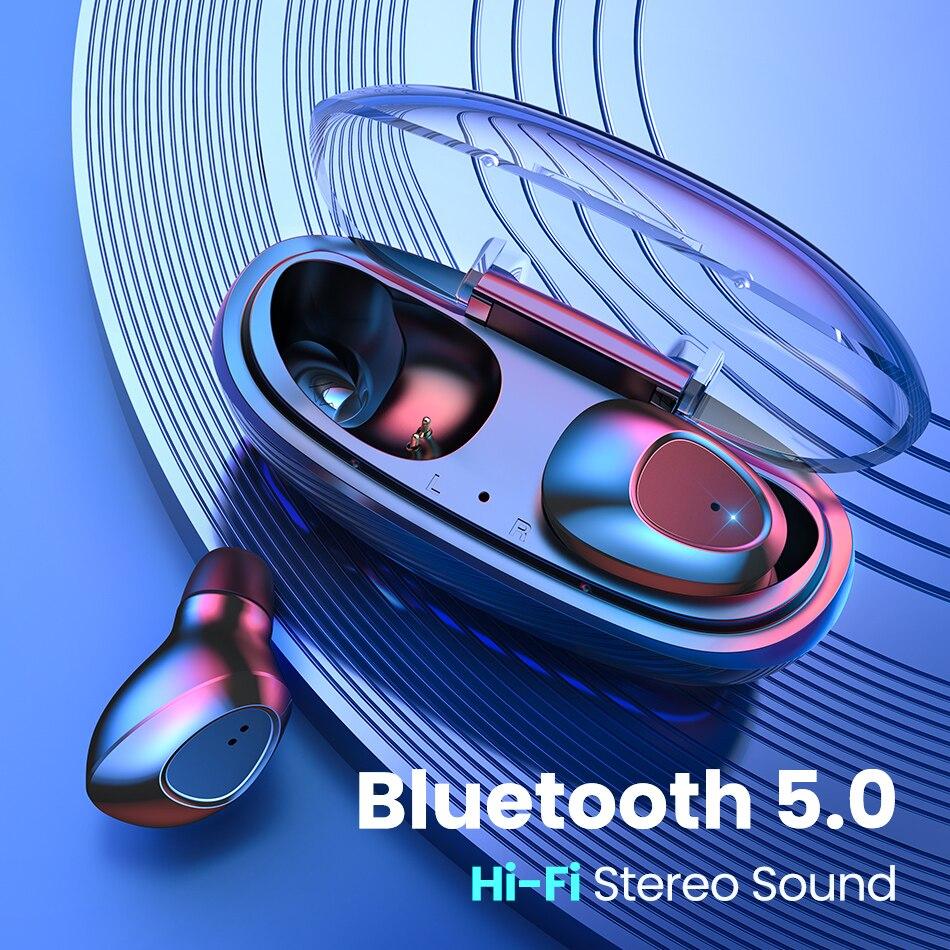 AliExpress: auriculares inalámbricos Bluetooth 5.0 IPX5