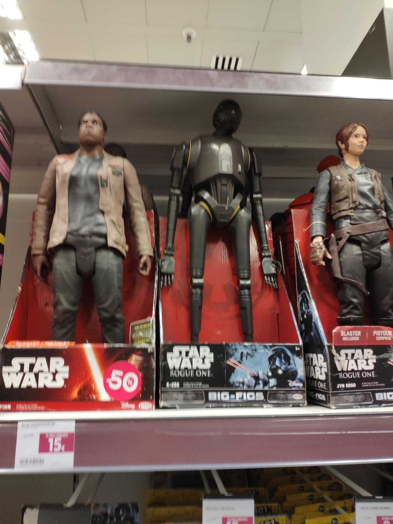 Figuras Acción Star Wars 18'' (45cm)