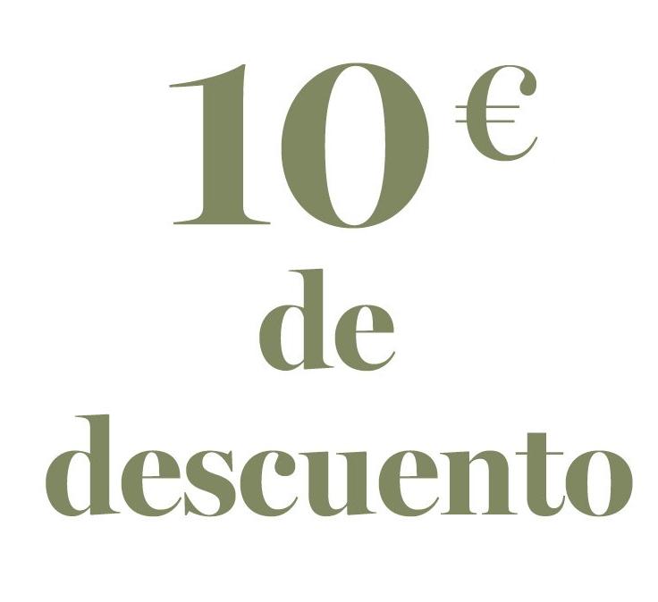 10€ descuento Moda Amazon