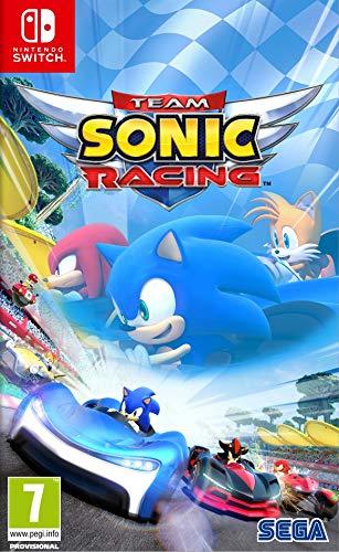 Juego Team Sonic Racing Nintendo switch