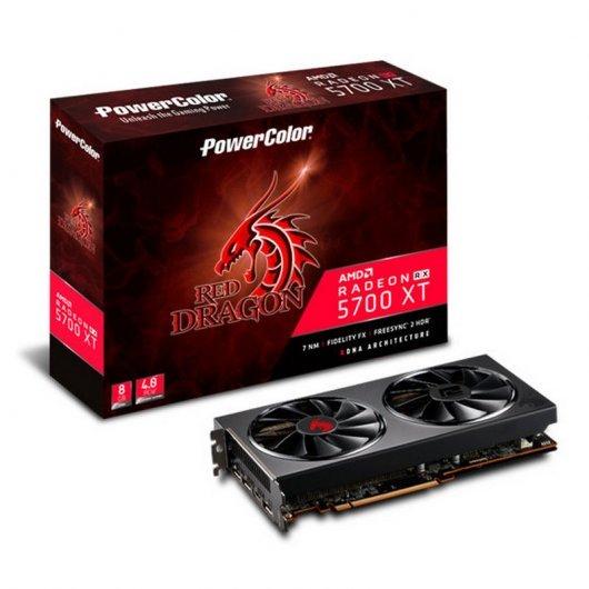 PowerColor Red Devil Radeon RX 5700 XT OC 8GB GDDR6