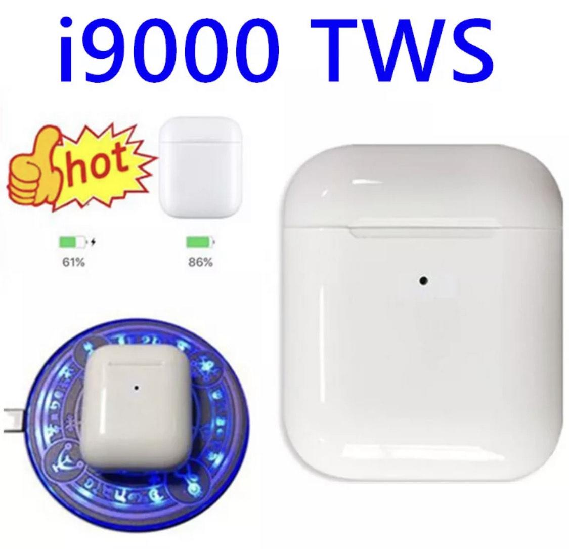 I9000 tws 1:1 aire Sensor inteligente 8D. Precio desde la App