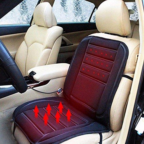 Cubierta de asiento calefactable