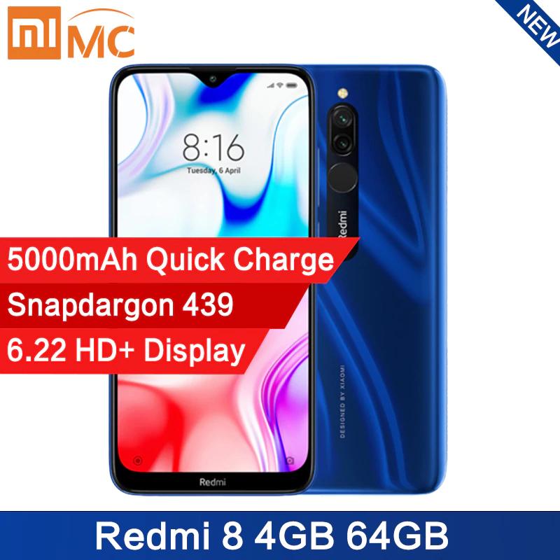 Xiaomi Redmi 8 4/64GB Versión Global