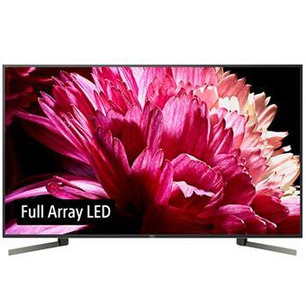 TV LED 75'' Sony Bravia KD-75XG9505 4K UHD HDR Smart TV Negro