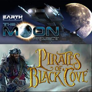 Llaves Gratis: Juegos Pirates of Black Cove y Earth 2150 - The Moon Project