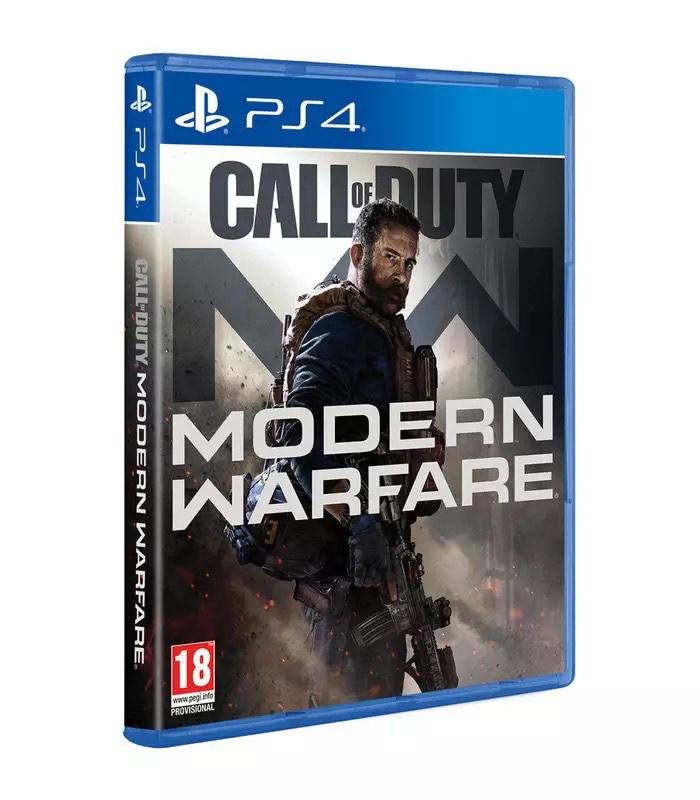 Call Of Duty Modern Warfare Ps4 15% descuento