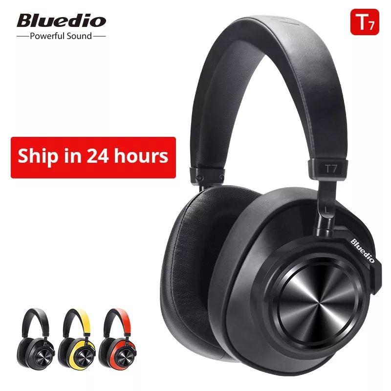 Cascos Bluedio T7 Bluetooth.