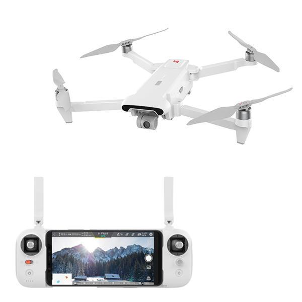 Fimi X8 SE con cámara 4K solo 228€