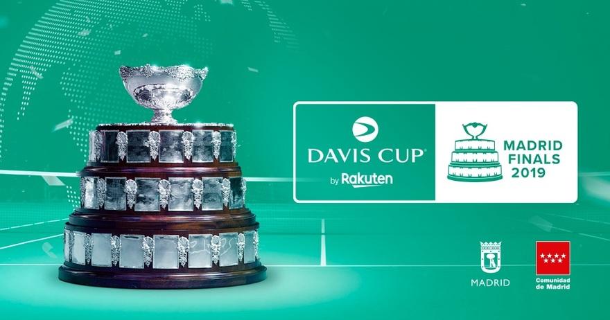 MADRID (17/11): OPEN DAY de la Davis Cup by Rakuten (GRATIS) - de 13:00 a 21:00 horas.
