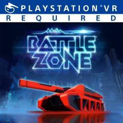 Videojuego Battlezone en Playstation VR