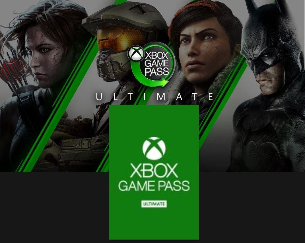 Xbox Game Pass Ultimate [3 Meses] Cuentas Nuevas