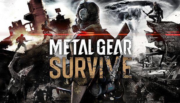 Metal Gear Survive PC STEAM GLOBAL