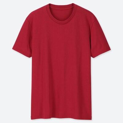 Camiseta DRY UNIQLO roja