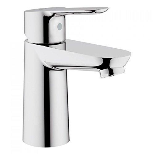 Grifo de lavabo Grohe con sistema de ahorro de agua acabado en cromo