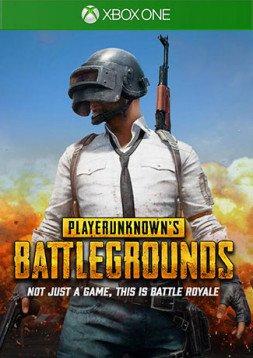 XBOX ONE: PlayerUnknown's Battlegrounds + AC Unity