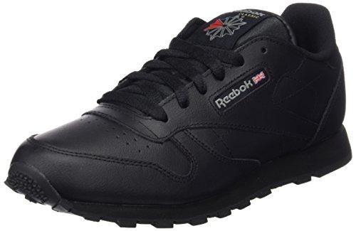 TALLA 32 - Reebok Classic Leather, Zapatillas Unisex Niños