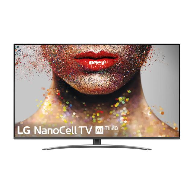 LG 65SM8200 NanoCell 4K, HDR Smart TV con Inteligencia Artificial (IA)