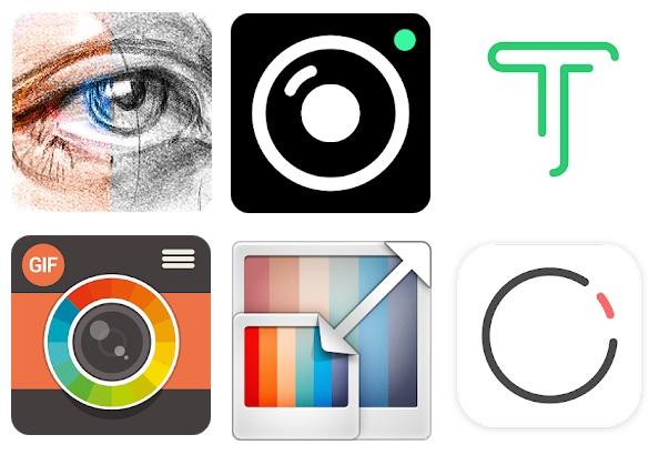 ANDROID: 6 aplicaciones fotográficas (gratis)