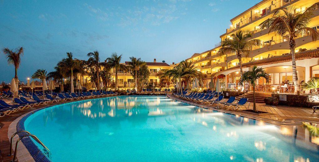 FUERTEVENTURA - SENTIDO Buganvilla Hotel & Spa 4* | Todo incluido | Con vuelos