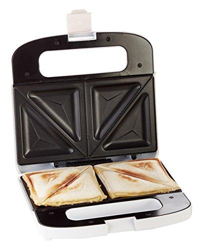 Sandwicheras: Antiadherente 750W por 8,99€ y una Ariete 1984 antiadherente de 750W por 12,27€