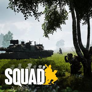 Steam: Juega Gratis, Squad (FPS)