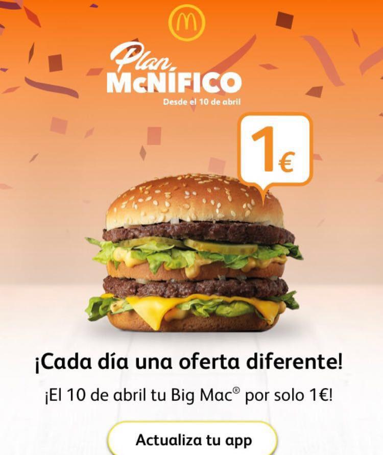 Big Mac 1€