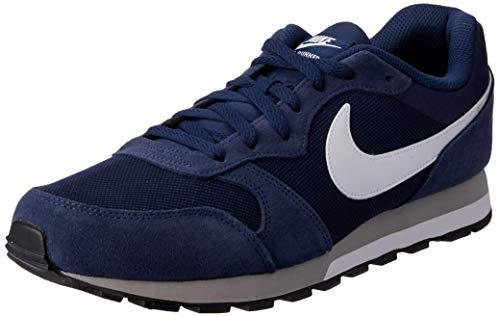 Nike MD Runner 2, Zapatillas para Hombre (AZUL)