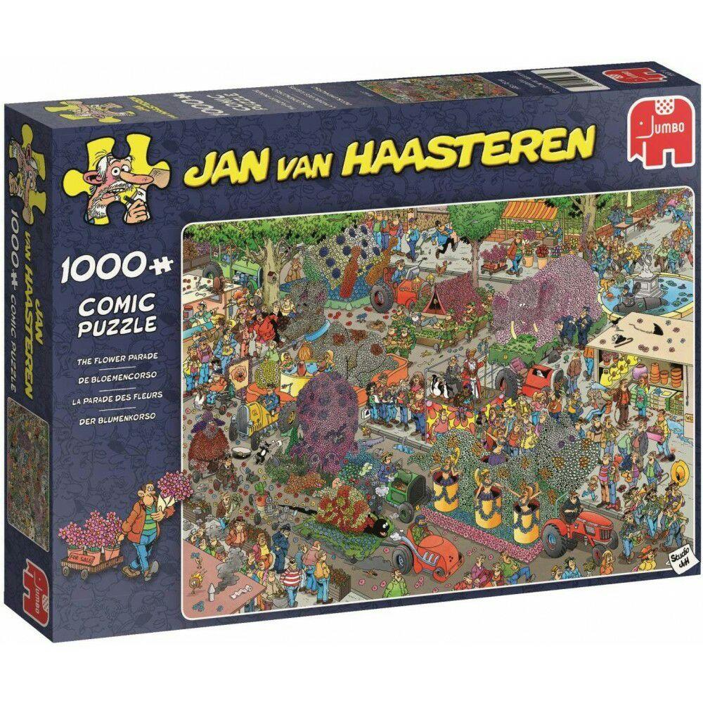 Comic Puzzle 1000 piezas