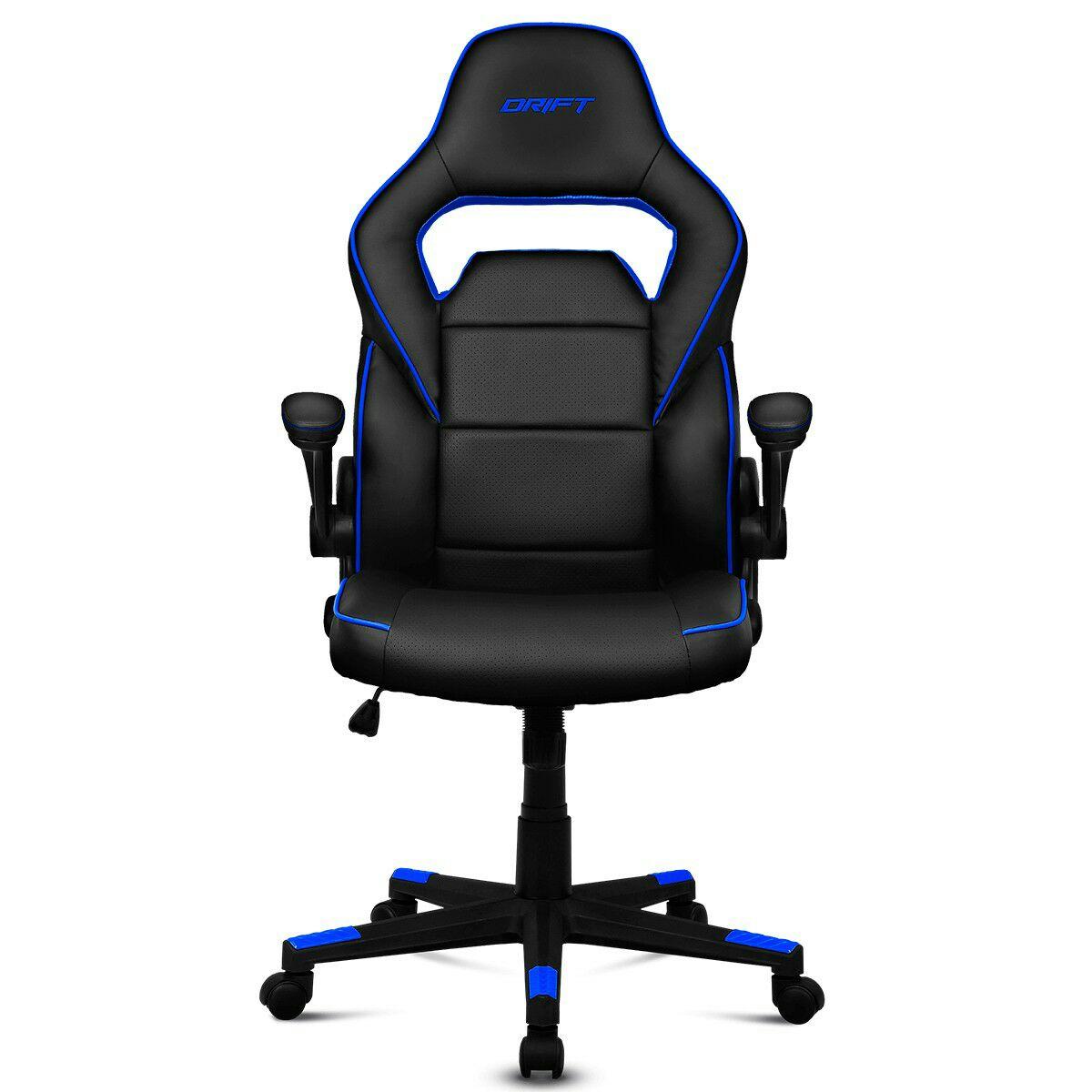Silla Gamer DR75 BLACK/BLUE