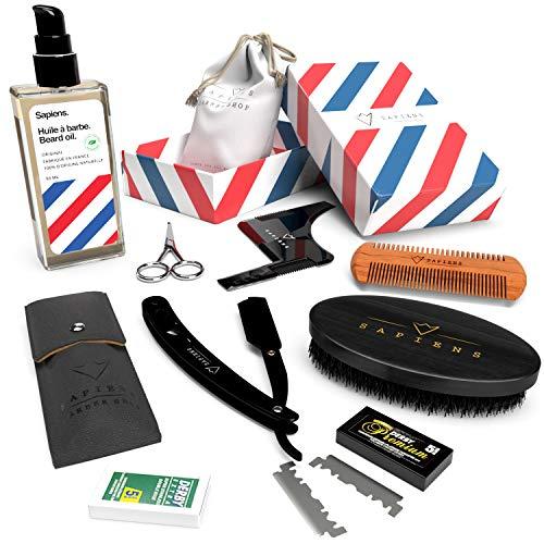 Kit Barba para el mantenimiento y el afeitado