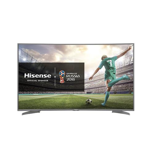 Hisense 55N6600 4K Smart TV Curvo Direct Led