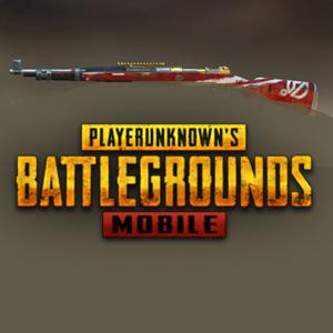 PUBG Mobile: Gratis el Rifle francotirandor Blood Oath – Kar98K