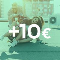 Código descuento TUENTI - 10€ GRATIS