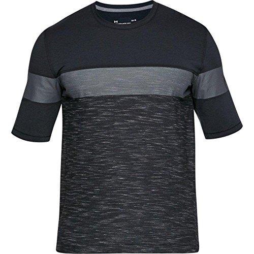 TALLA S - Under Armour Sportstyle Football tee Camiseta de Manga Corta, Hombre