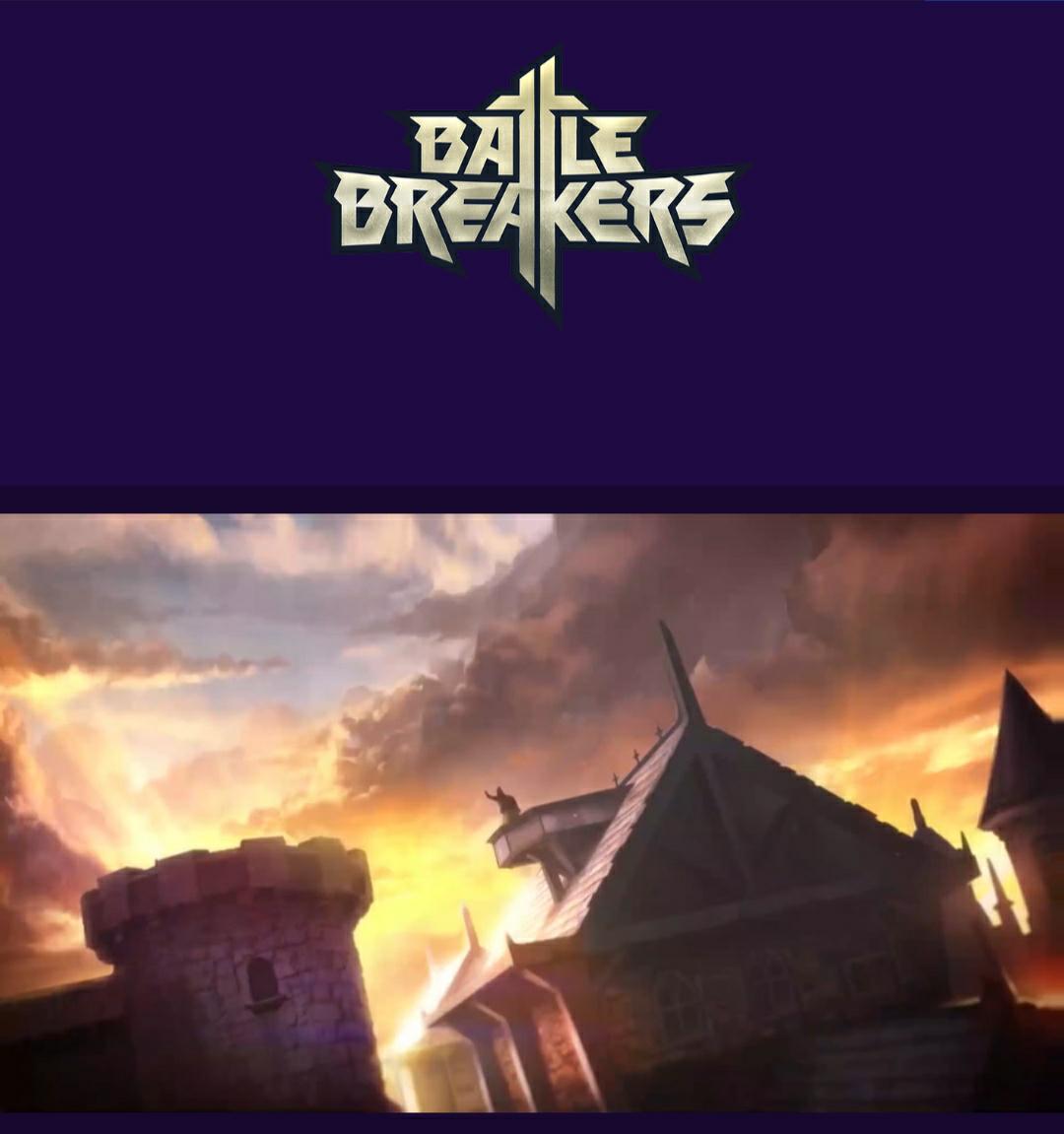 Battle breakers GRATIS (aunque es free-to-play, añádelo a tu cuenta de Epic Games)