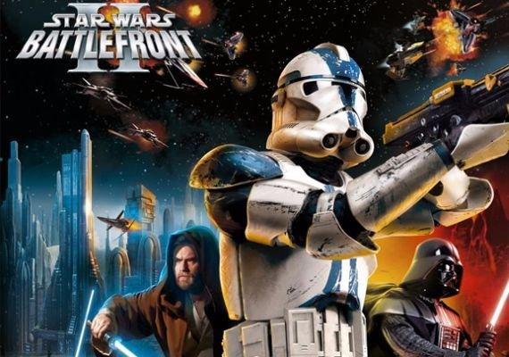 Buy Star Wars: Battlefront II 2005 Steam CD Key