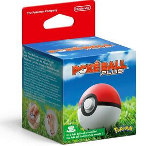 [Mínimo] Pokeball Plus (Nintendo Switch)