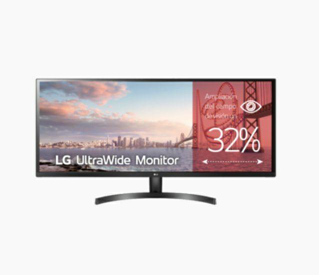 "Monitor LG Ultrapanorámico 29"" IPS"
